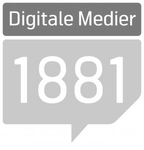 1881 Digitale Medier